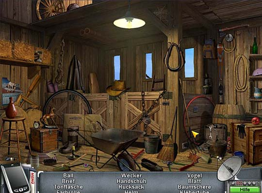 Arizona Farm: Hidden Secrets - Versteckte Objekte - Onlinespiele ...